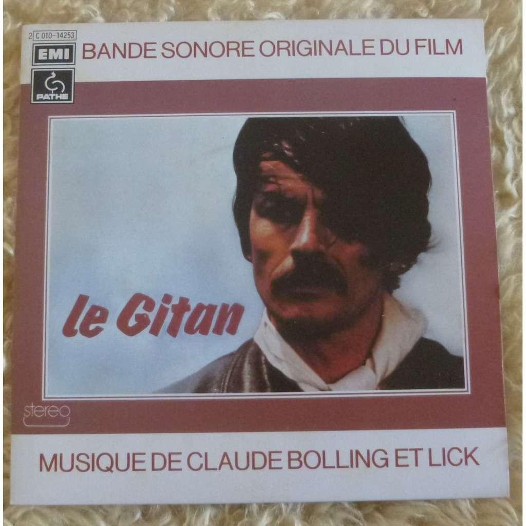 Claude Bolling et Lick Le gitan BO - O sinto / Cousin Django