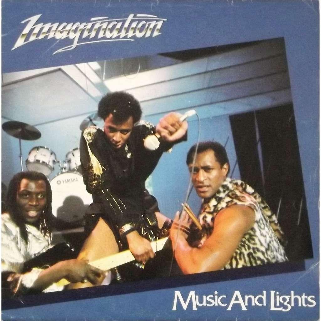 music and lights de imagination sp chez vinyl59 ref 117736084. Black Bedroom Furniture Sets. Home Design Ideas