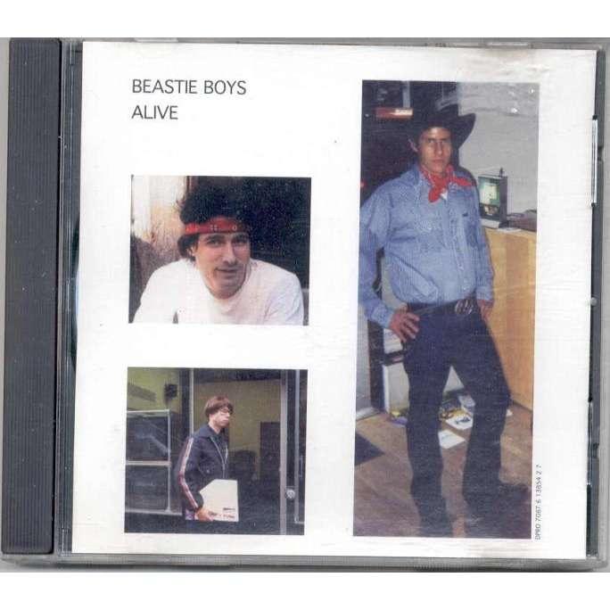 Beastie Boys Alive (USA 1999 Ltd 1-trk promo CD unique ps)