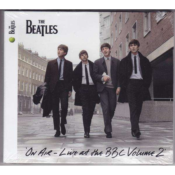 the beatles 'on air-live at the BBC volume 2'