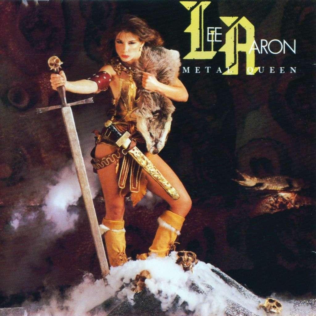 Metal Queen By Lee Aaron Cd With Kamchatka Ref 117739881