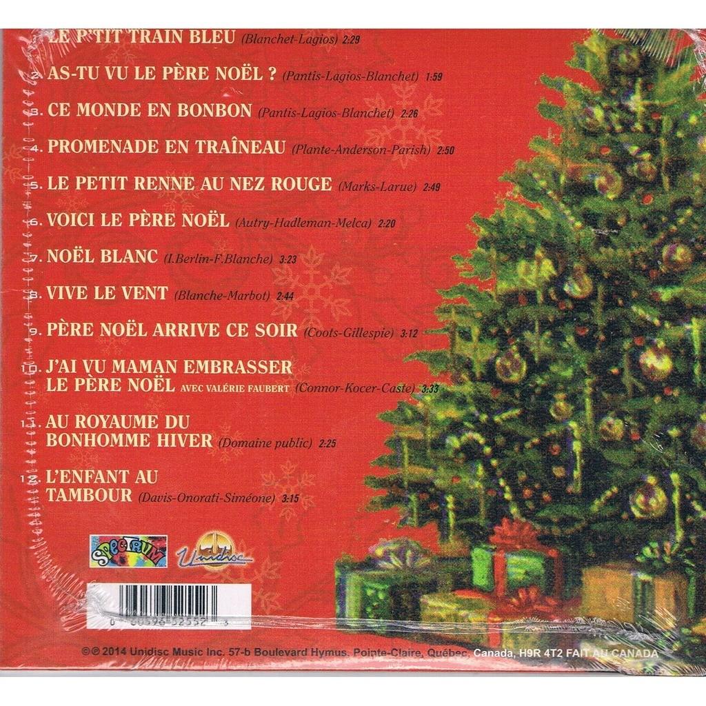 cd noel Chante noel de Renee Martel, CD chez francophonies   Ref:117739898 cd noel