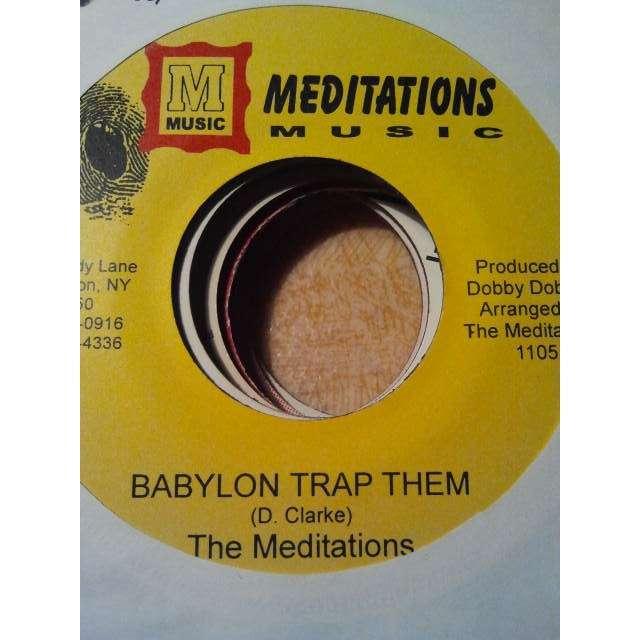 THE MEDITATIONS BABYLON TRAP THEM / VERSION