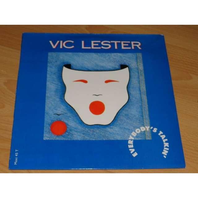 vic lester everybody's talkin