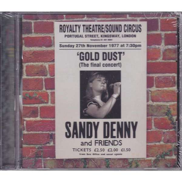 sandy denny 'gold dust'