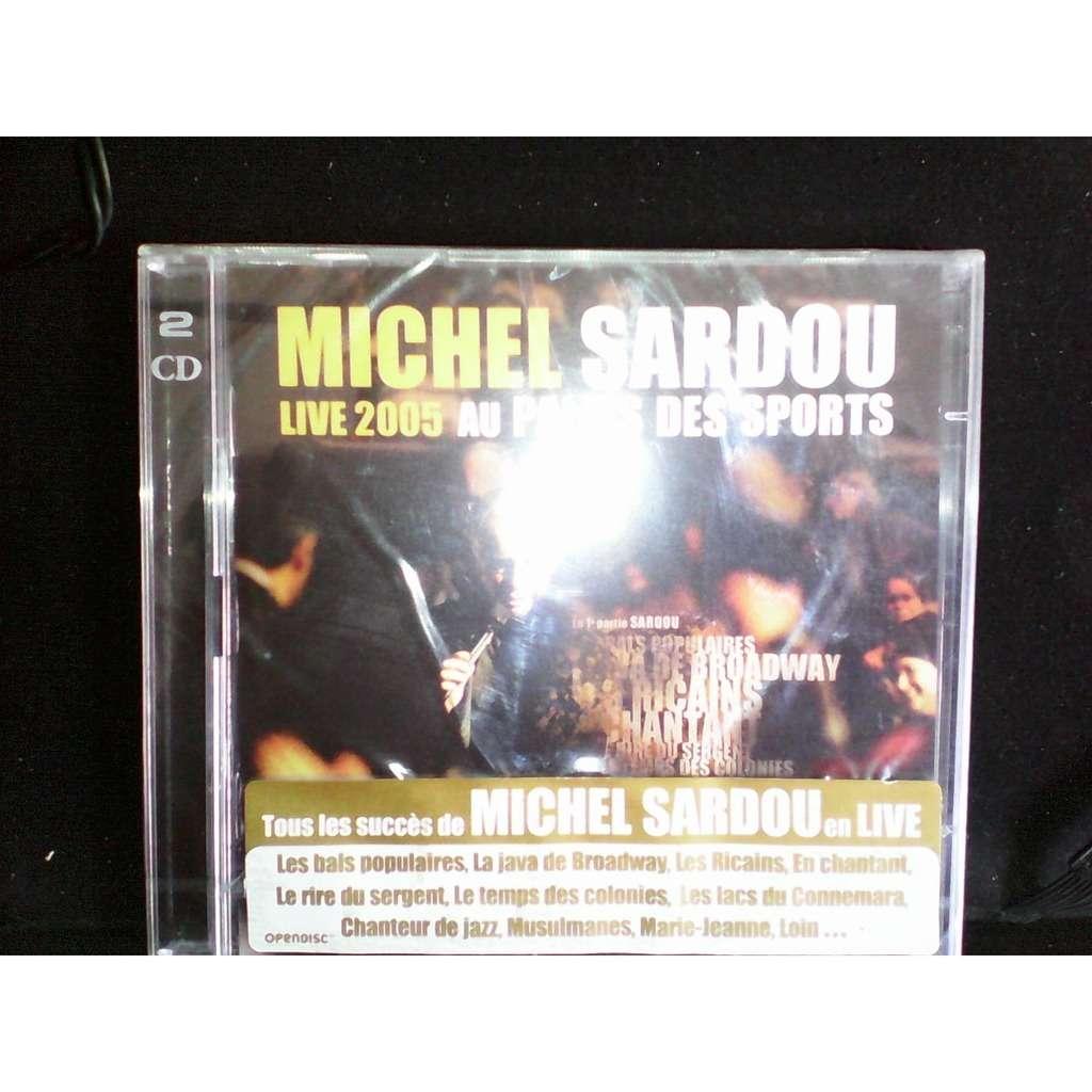 Michel Sardou Live au palais des sports 2005