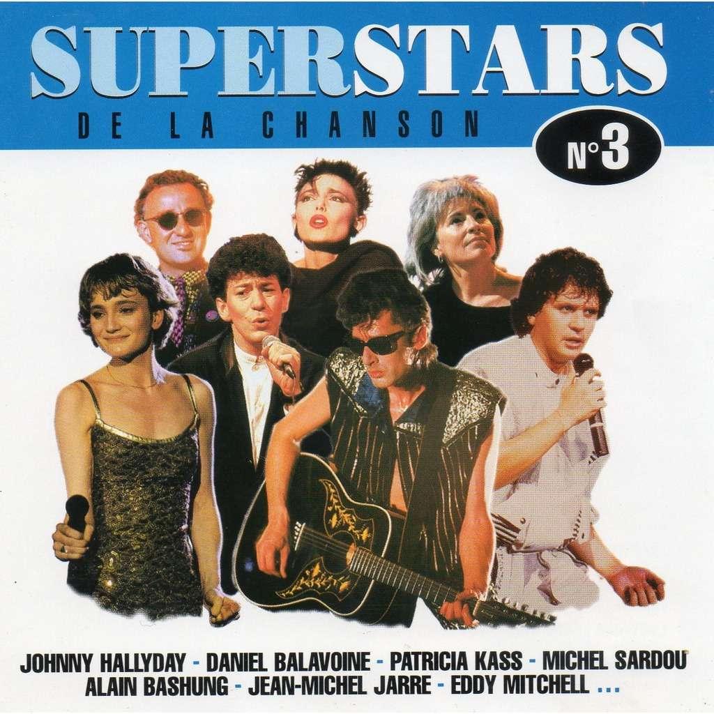 Superstars de la chanson n° 3 de Various