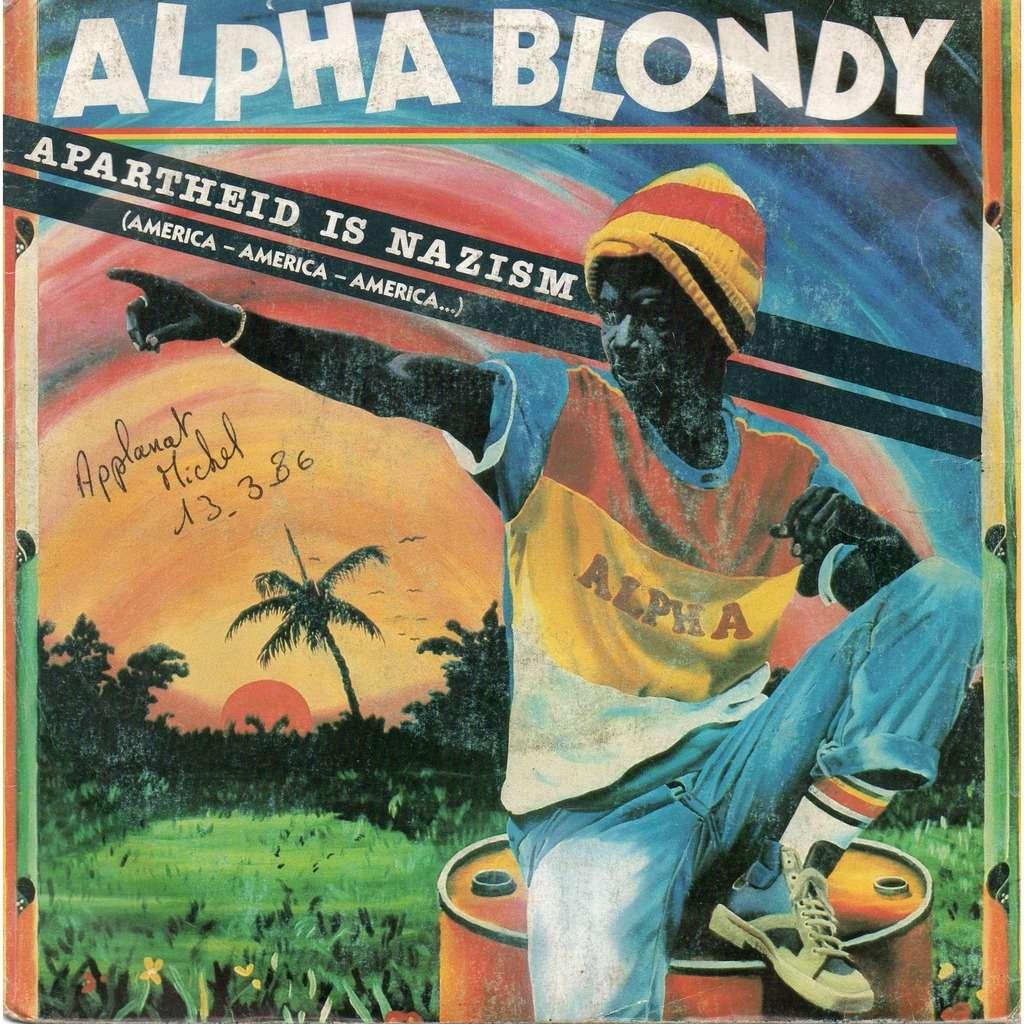 Apartheid is nazism america america america op ration coup de poing brigadier sabari de - Operation coup de poing alpha blondy ...