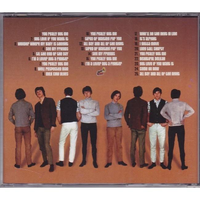 kinks a raving rhythm & blues session with the Kinks