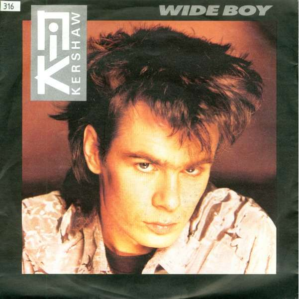 Nik Kershaw Wide Boy