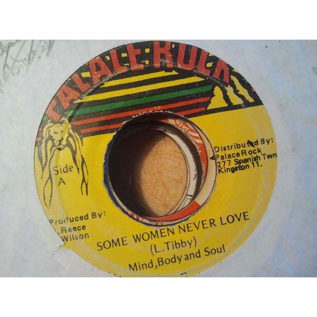 MIND, BODY AND SOUL SOME WOMEN NEVER LOVE / VERSION ORIG.