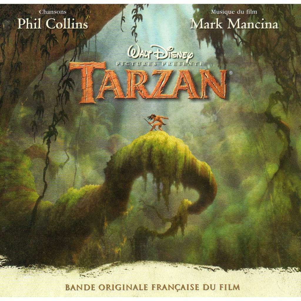 Phil Collins Tarzan