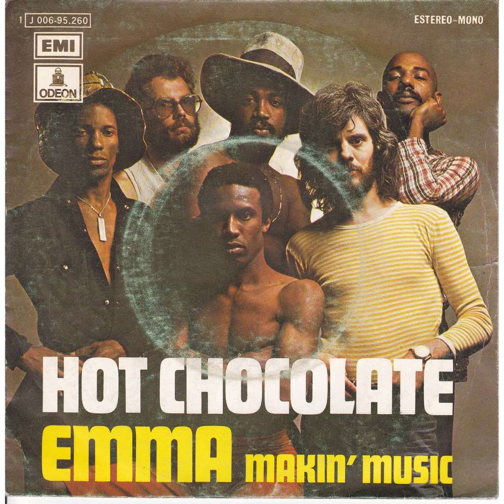 Emma Maki N Music By Hot Chocolate 7inch Sp X 2 With
