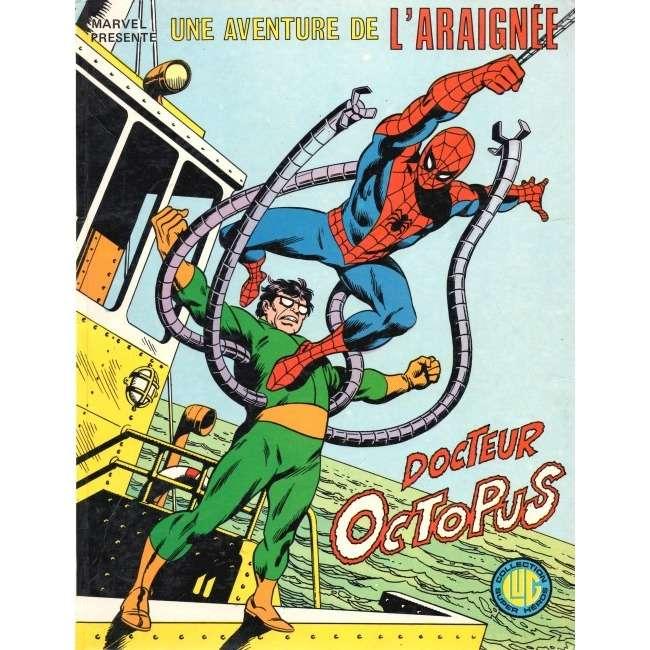 une aventure de l'araignée docteur octopus