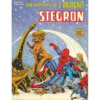 une aventure de l'araignée stegron