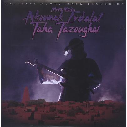 Mdou Moctar Akounak Tedalat Taha Tazoughai OST