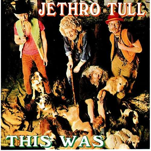 This Was - Jethro Tull ‎
