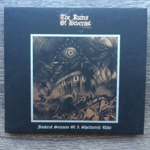 The Ruins Of Beverast Enchanted By Gravemould Digisleeve