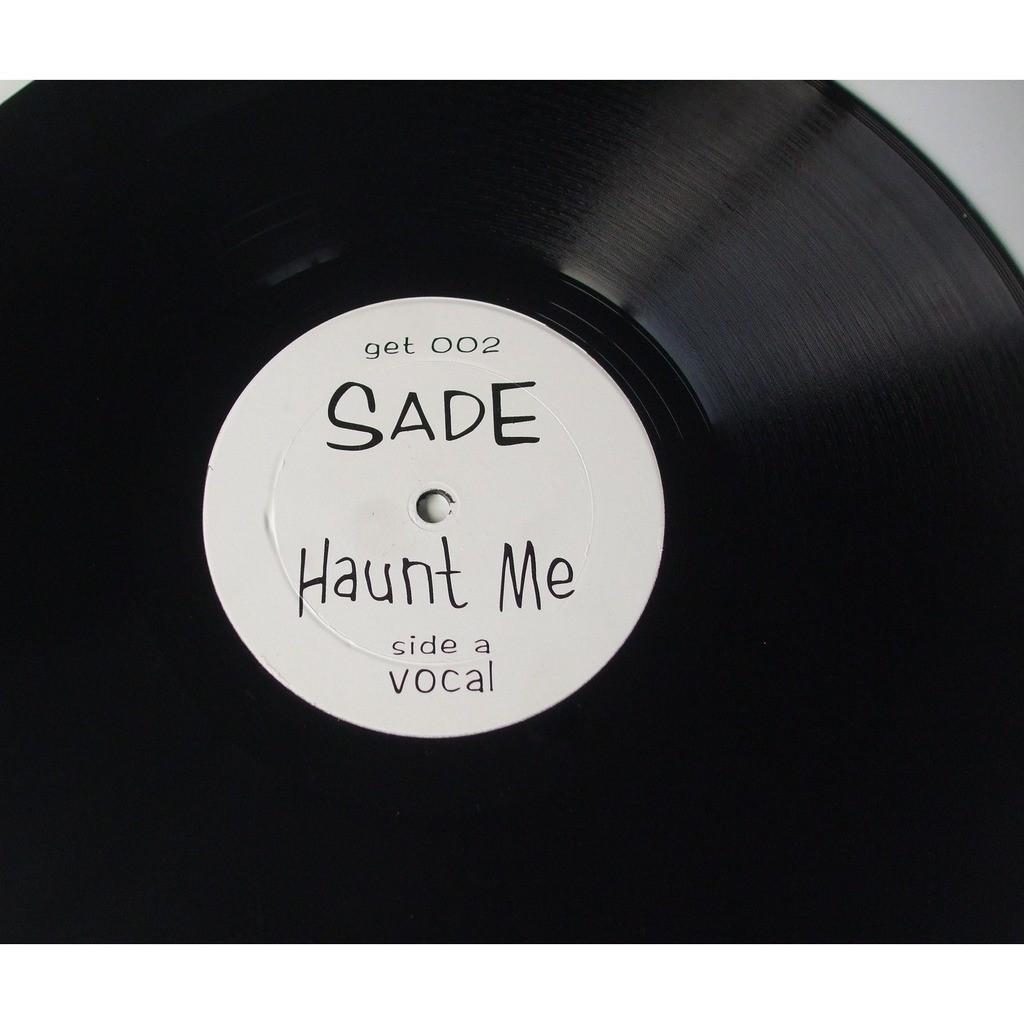 Sade Haunt me (Vocal + dub)