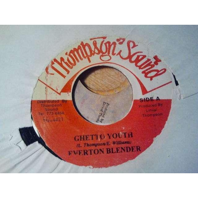 EVERTON BLENDER GHETTO YOUTH / VERSION