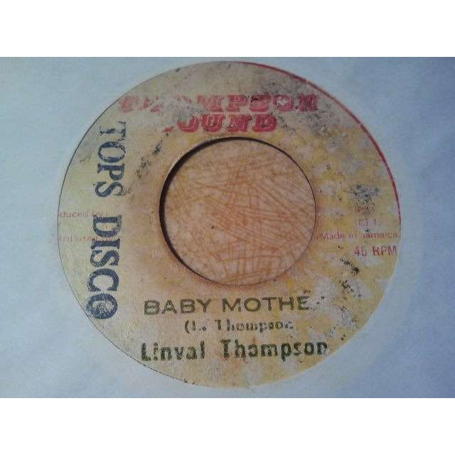 linval thompson BABY MOTHER / VERSION 2 ORIG.