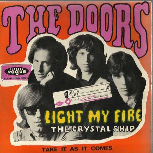doors light my fire