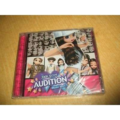 game music Soundtrack OST 2009 AUDITION - Mini Vol