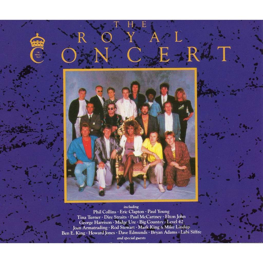 Various Artists The Royal Concert