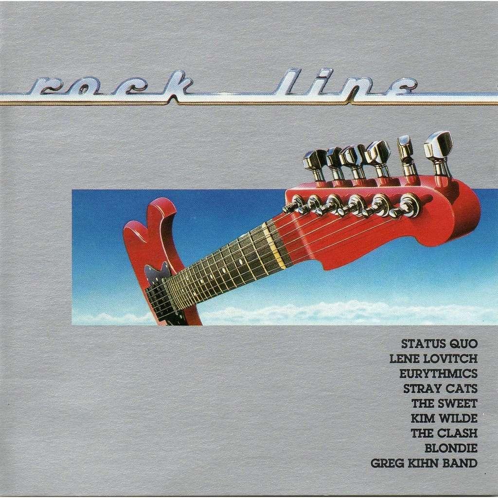 Various Artists Rock Line Vol : 2