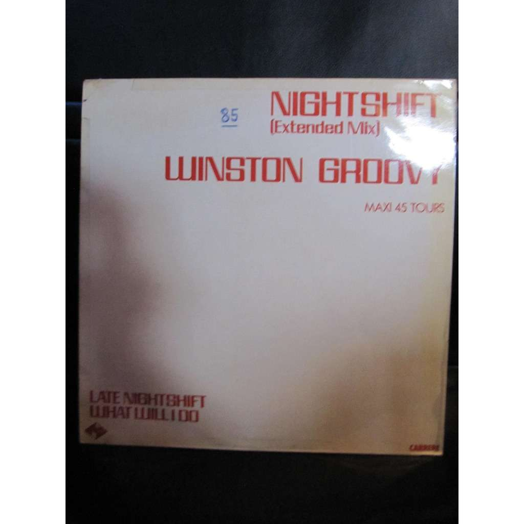winston groovy Nightshift (Extended Mix)