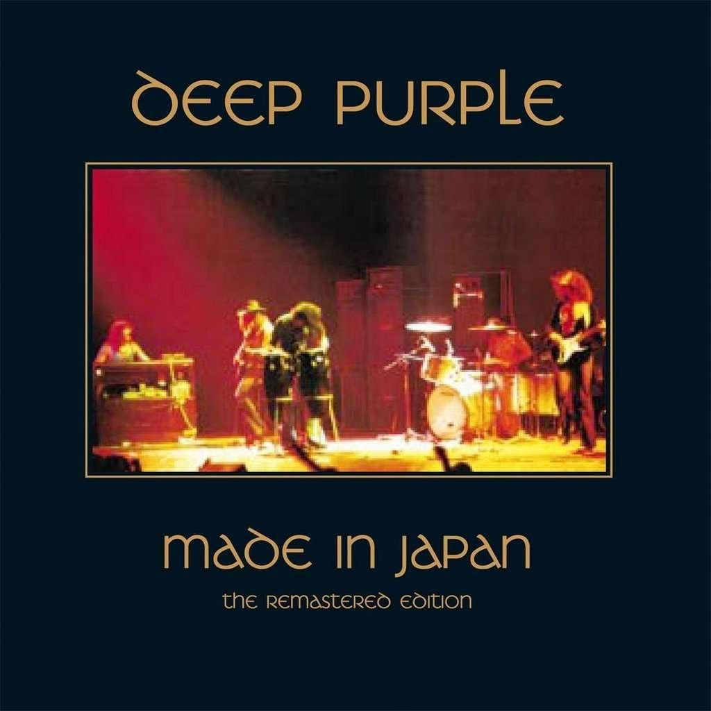 made in japan remastered total 10 tracks by deep. Black Bedroom Furniture Sets. Home Design Ideas