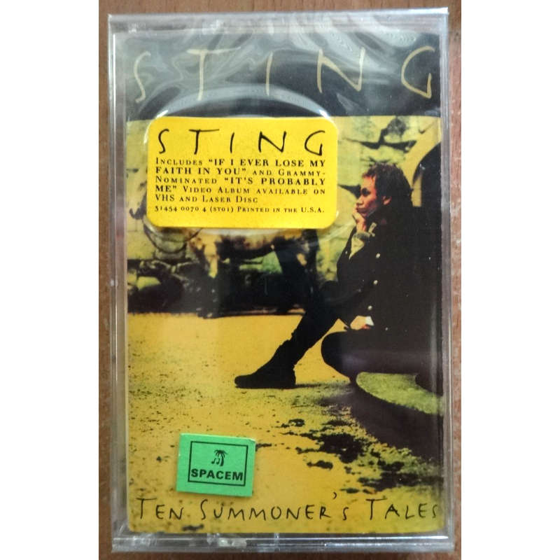 Ten Summoners Tales By Sting Tape With Barni Ref 117754661