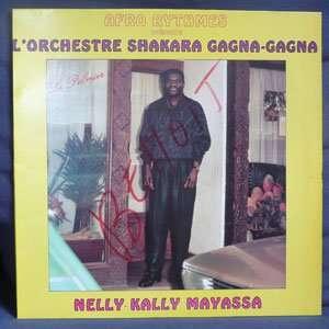l'orchestre shakara gagna gagna nelly kally mayassa