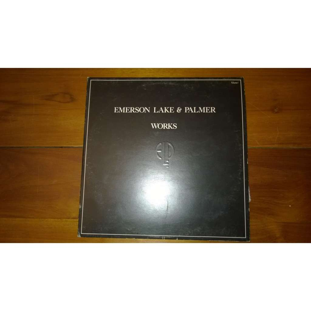 Emerson Lake & Palmer Works Vol.1