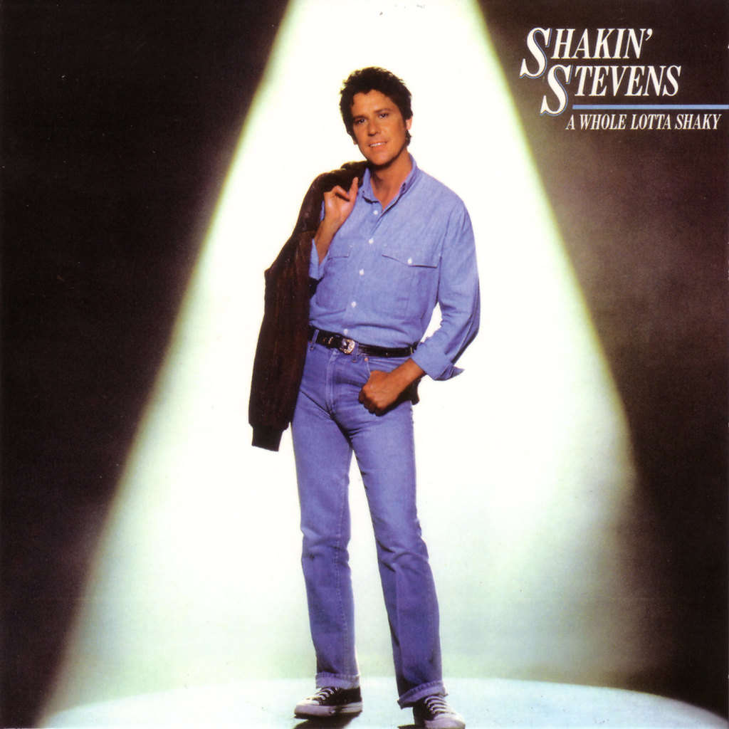 A Whole Lotta Shaky By Shakin Stevens Cd With Kamchatka