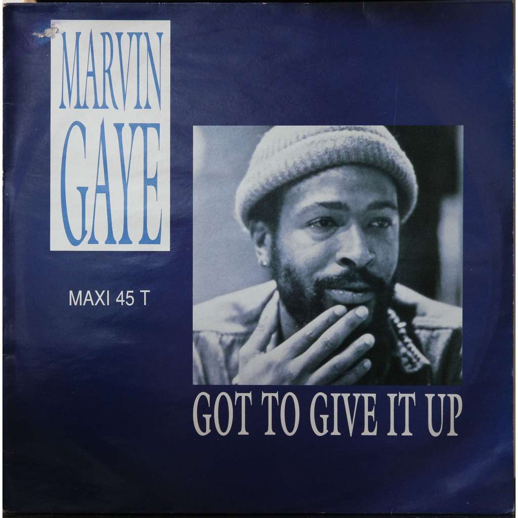 Got To Give It Up By Marvin Gaye 12inch With