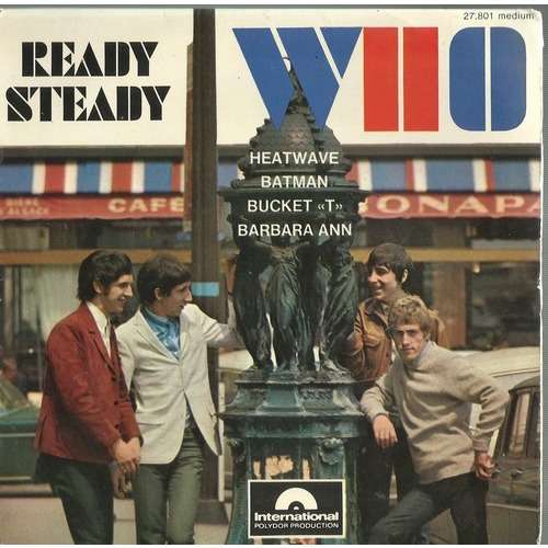 the who heatwave