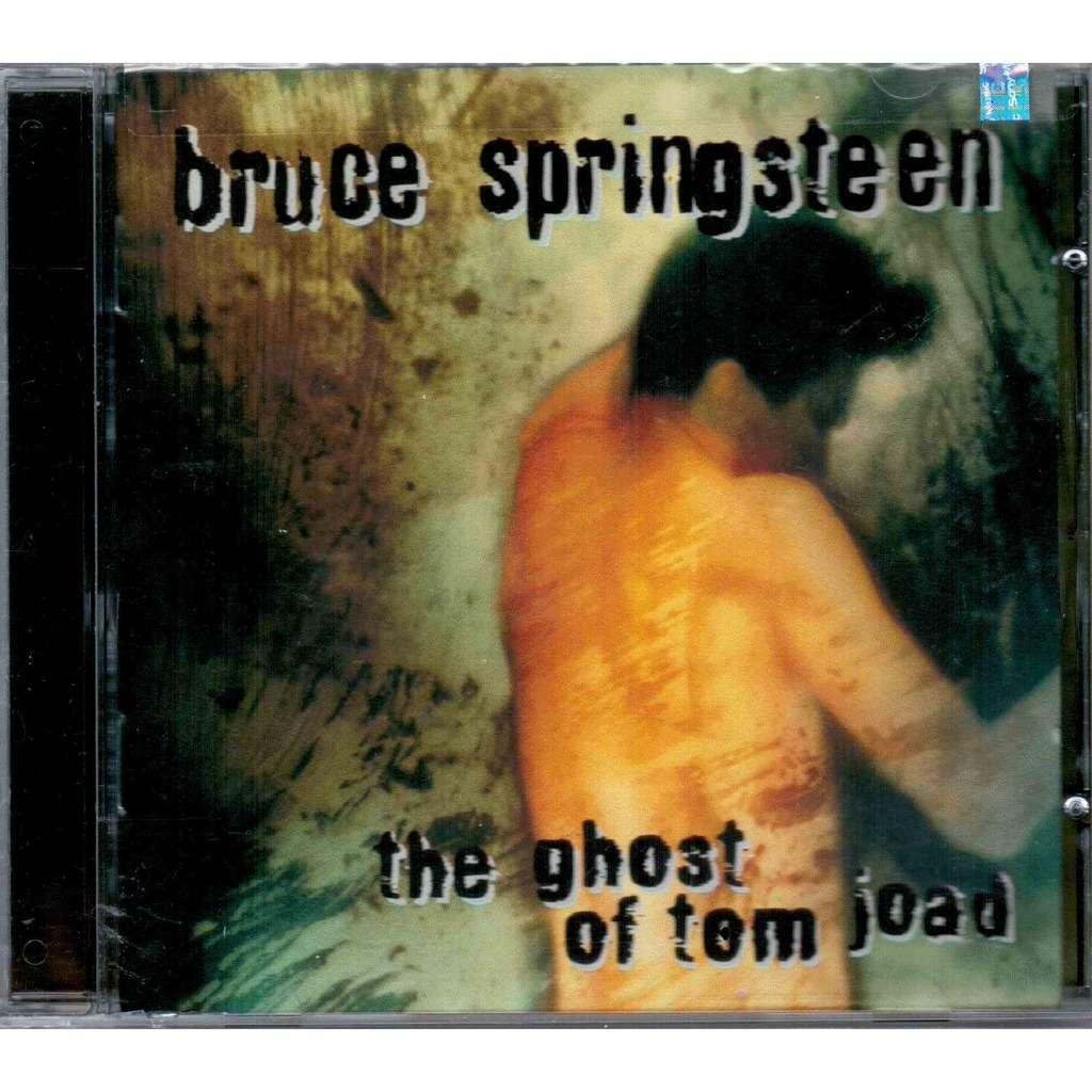 The ghost of tom joad (usa 1995 original 12-trk cd album