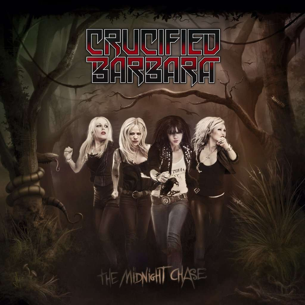 Crucified Barbara The Midnigth Chase