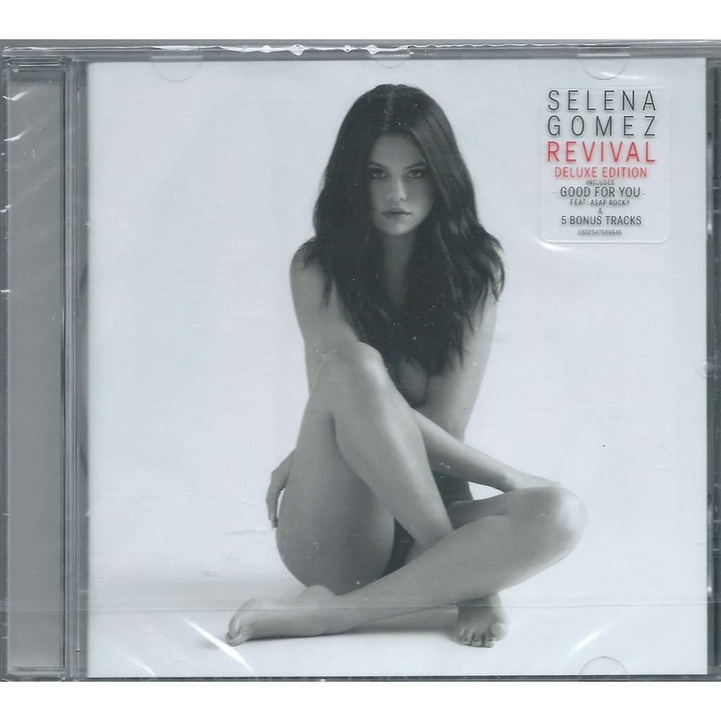 Unboxing selena gomez revival (deluxe long box edition) youtube.