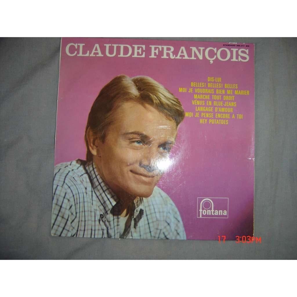 FRANÇOIS CLAUDE BELLES ! BELLE ! BELLES ! + 7 - 1ER 25 CM