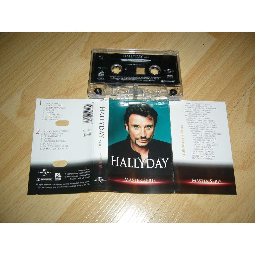 johnny hallyday Hallyday vol 1 made in the eu