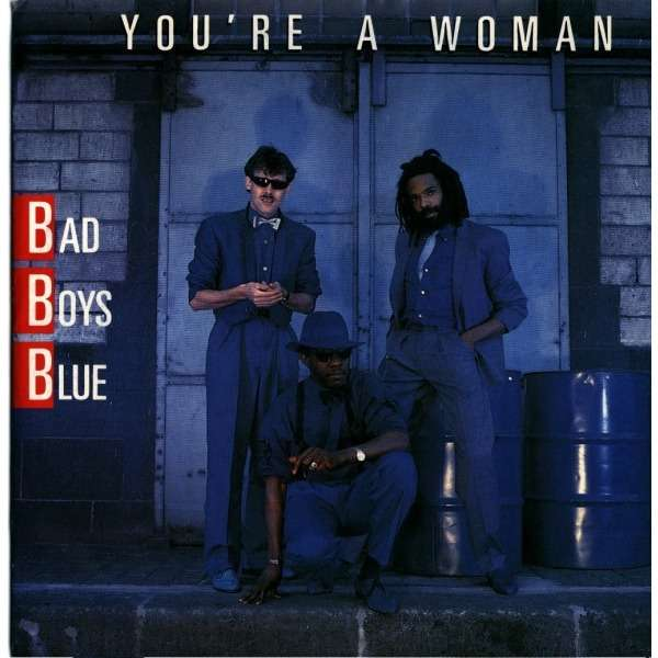 You Re A Woman You Re A Woman Instrumental By Bad Boys