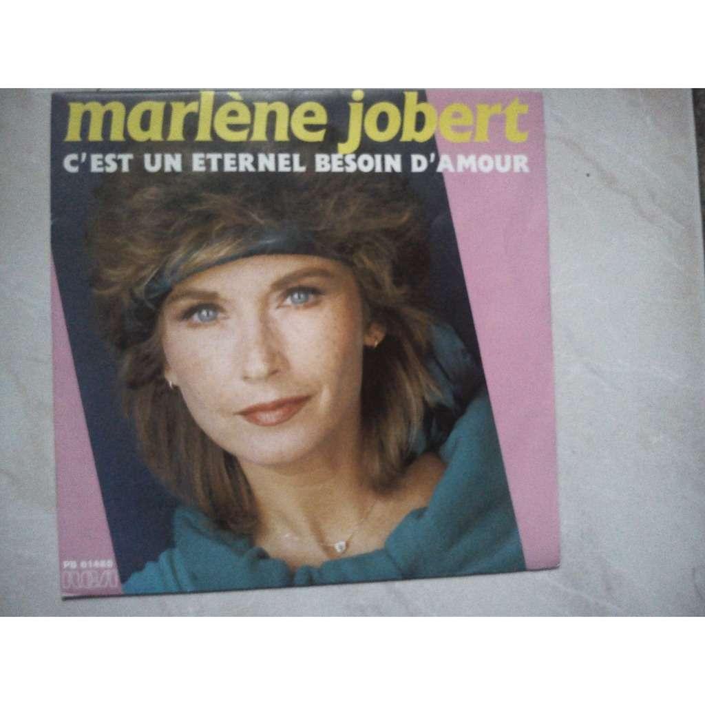 marlène jobert c'est un éternel besoin d'amour