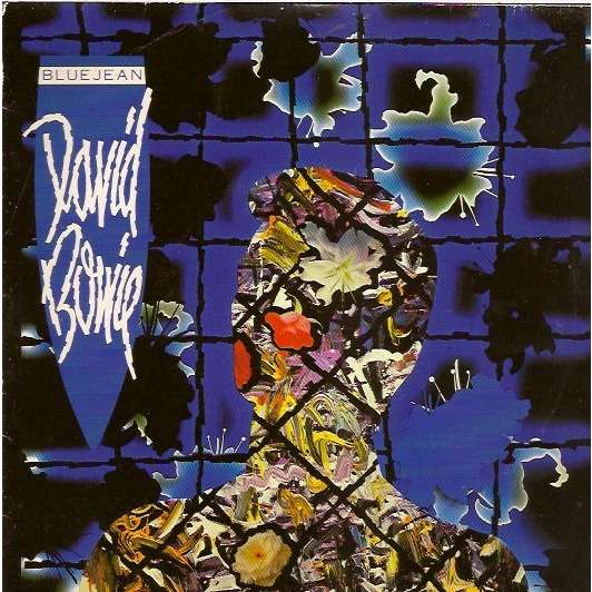 DAVID BOWIE BLUE JEAN + DANCING WITH THE BIG BOY