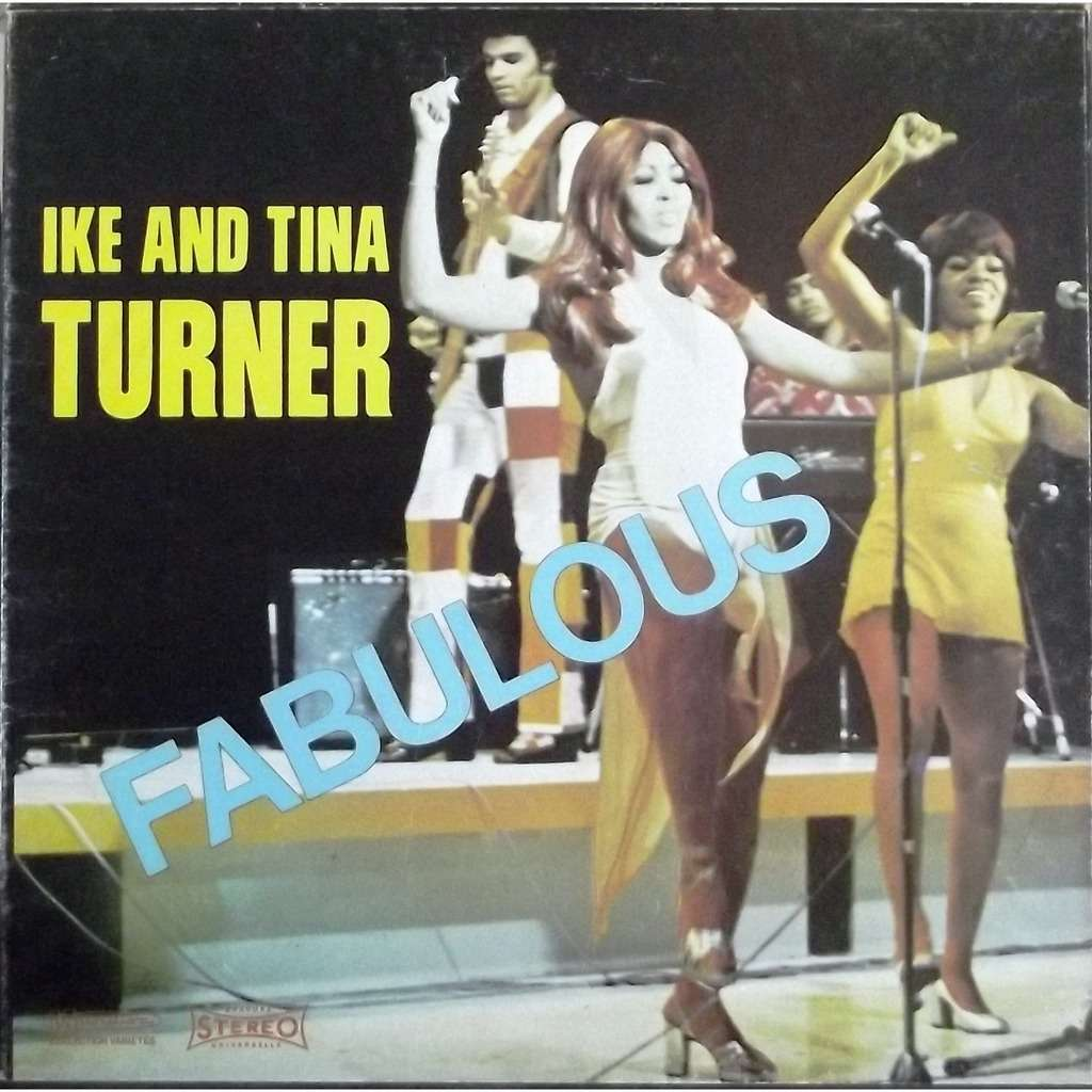 Fabulous Box Set 4lp By Ike And Tina Turner Lp Box Set