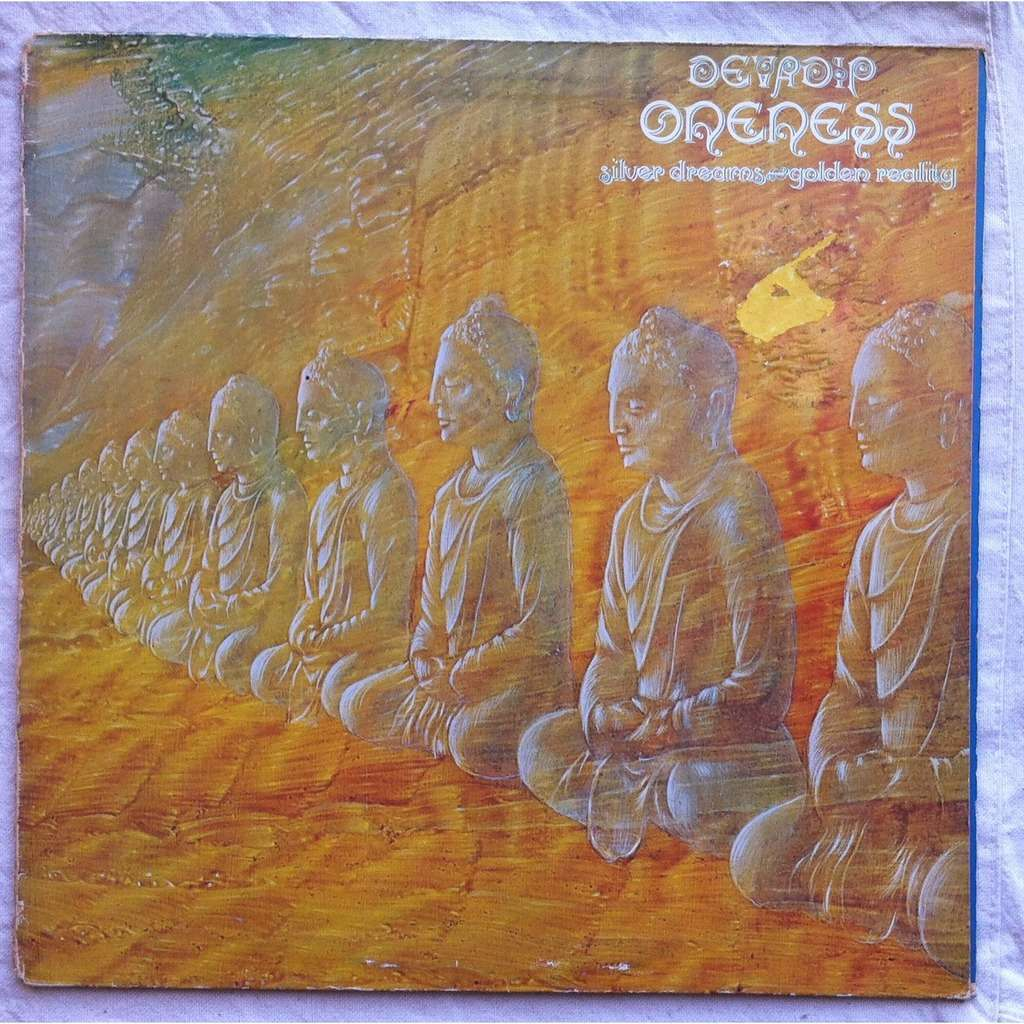 devadip carlos santana oneness silver dreams - golden reality