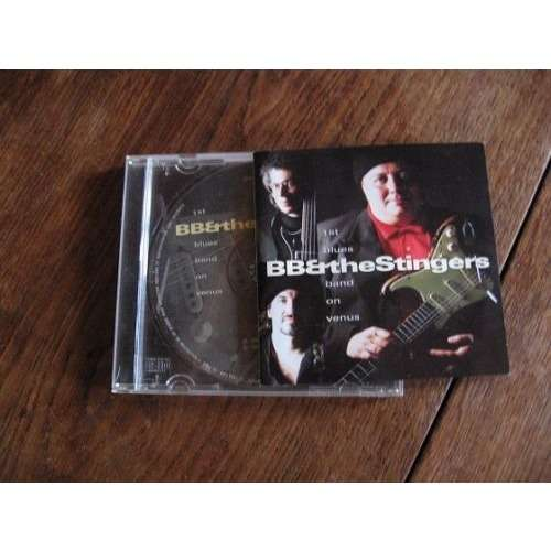 BB & the STINGERS 1st blues band on Venus