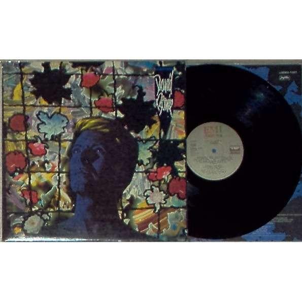 David Bowie Tonight (Yougoslavia 1984 9-trk LP on jugoton lbl full ps & inner slv)