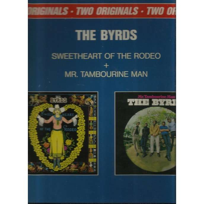 byrds sweetheart of rhe rodeo mr tambourine man